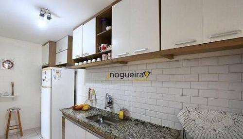 Imagem 1 de 30 de Apartamento, 63 M² - Venda Por R$ 310.000,00 Ou Aluguel Por R$ 2.200,00/mês - Jardim Consórcio - São Paulo/sp - Ap15495