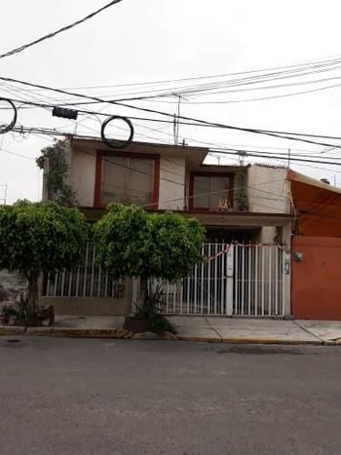 Casa En Venta En Miguel Hidalgo, Tláhuac
