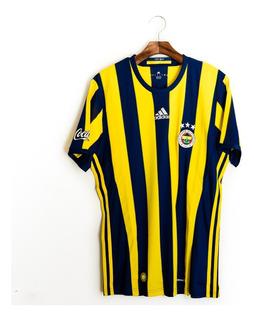 Camisas Masculinas Futebol Fenerbahçe 2016/17 adidas Bd6909