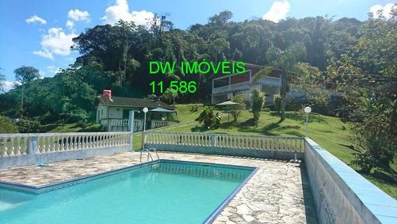 Miracatu/chácara Completa/casa/piscina/lago - 04889 - 34355229