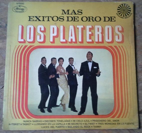 Disco De Vinilo Éxitos De Oro De Los Plateros
