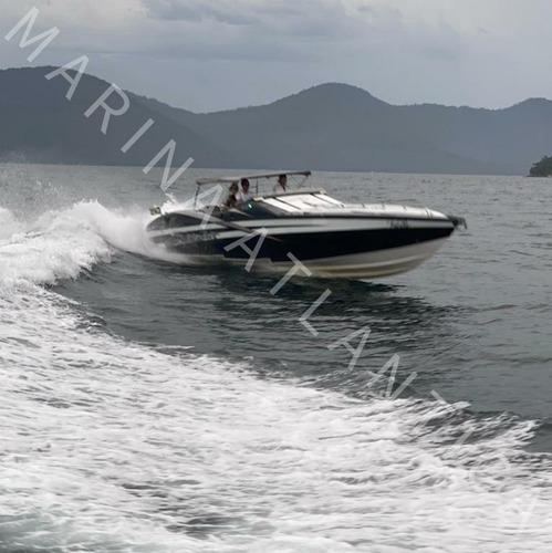 Lancha Superboats V40, Ano 2014 02xmercruiser 375hp Marina A