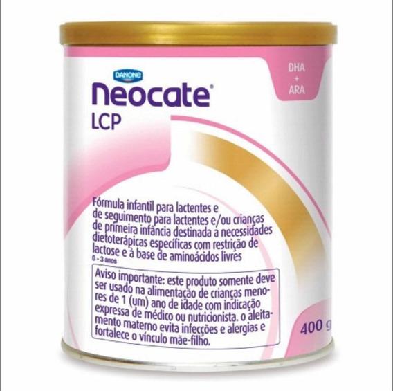 Neocate Lcp Unidade 400g Danone Envio Imediato