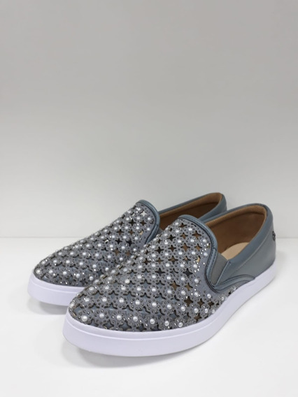 4013716 Tenis Slip On Feminino Capodarte Weekend