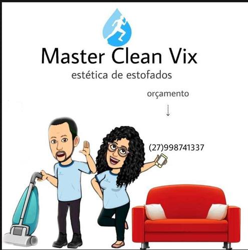 Imagem 1 de 5 de Master Clean Vix Estética De Estofados
