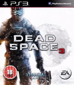 Jogo Dead Space 3 Playstation 3 Ps3 Mídia Física Terror Ds3