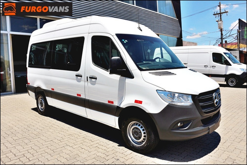 Sprinter 2020 416 0km Executiva Original 16 Lugares Branca