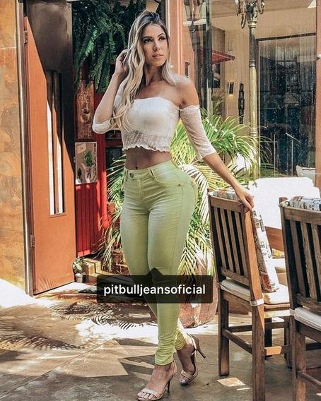 Calça Pit Bull Jeans Original Ref. 26403, Tam. 44, C/ Bojo.
