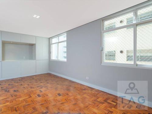 Apartamento Com 3 Dormitórios À Venda, 135 M² Por R$ 1.780.800,00 - Itaim Bibi - São Paulo/sp - Ap1316