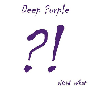 Deep Purple - Now What ?! - Cd Nuevo, Cerrado