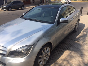 Mercedes-benz Clase C 1.8 C250 Coupe Cgi B.efficiency At