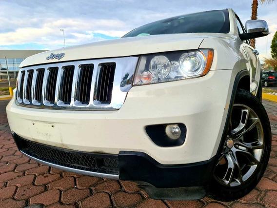Jeep Grand Cherokee 2011 5.7 Limited Premium V8 4x2 Mt