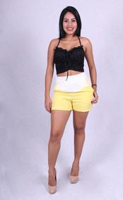 Short Feminino Valentina V-12647 - Asya Fashion