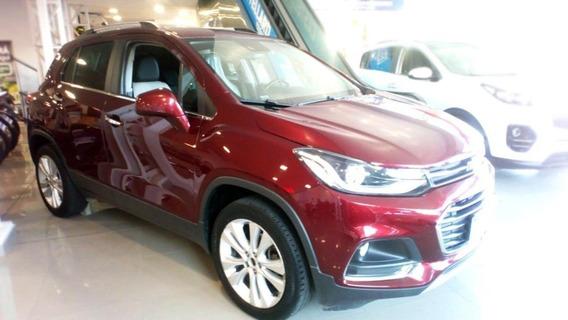 Chevrolet Tracker Awd Ltz + 4x4 4 P 1.8 - 2017