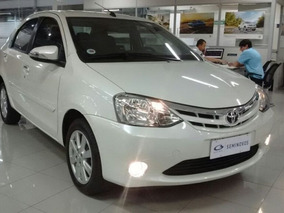 Toyota Etios Sedan Xls 1.5 16v At Flex 2016/2017 8624