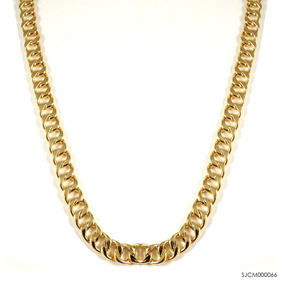 Corrente Masculina Semi-jóia Groumet Sjcm000066