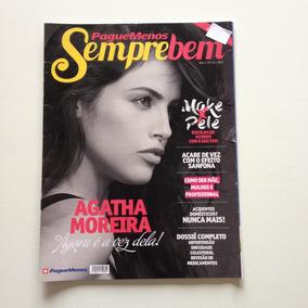 Revista Paguemesnos Sempre Bem Agatha Moreira