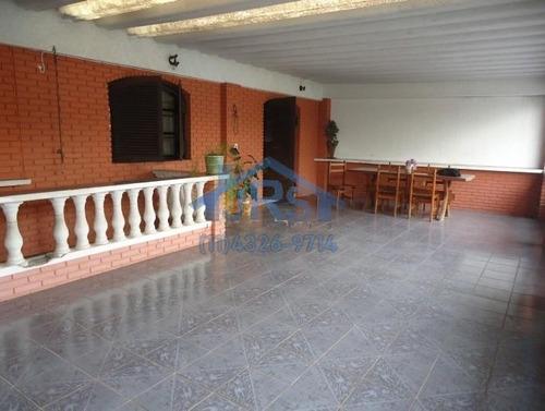 Imagem 1 de 30 de Sobrado Com 6 Dormitórios À Venda, 330 M² Por R$ 770.000 - Jardim Regina Alice - Barueri/sp - So0989