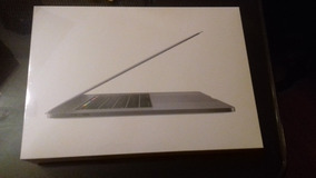 Macbook Pro 15, 512gb Ssd, 16gb, Touch Bar, Nota Fiscal-br