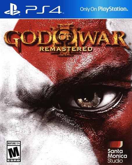 God Of War 3 Remasterizado Legendado Em Português Para Ps4