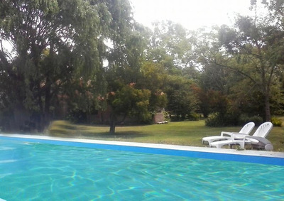 Casa Quinta Campestre Pileta Costa Atlántica Villa Gesell