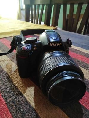 Vendo Nikon D3100 Impecable,con Cargador Y Batería Original,