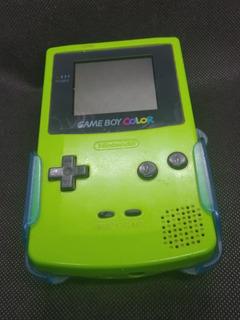 Consola Portátil Nintendo Gameboy Verde Lima
