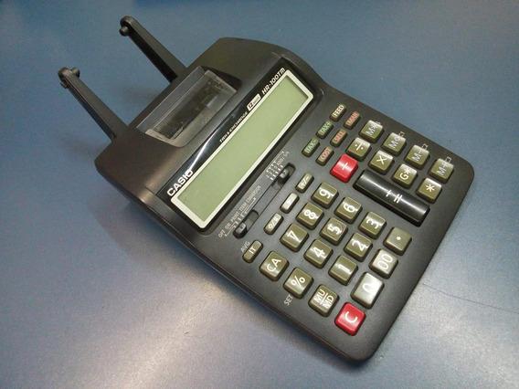 Calculadora Casio Hr-100tm Semi-nova Com 3 Meses Garantia
