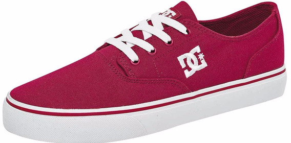 Tenis Dc Shoes Flash 2 Tx 831391 Talla 22.5-25 Mujer Ps