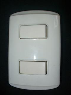 Interruptor Doble 3vias-treway Interruptor Tania