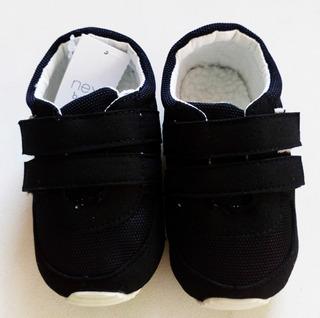 Zapatillas Tipo adidas Zapatos Para Bebes 6 A 12 Meses Next