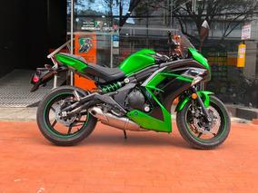 Kawasaki Er6f ( Ninja 650 )