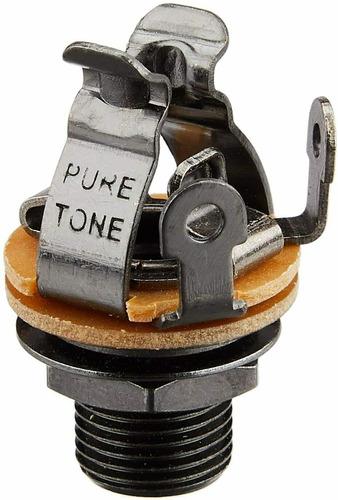 Genuine Pure Tone 1/4 Pulgada Multi-contact Mono Salida De