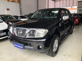 Nissan Frontier 2.5 Sel 4x4 Cd Turbo Eletronic