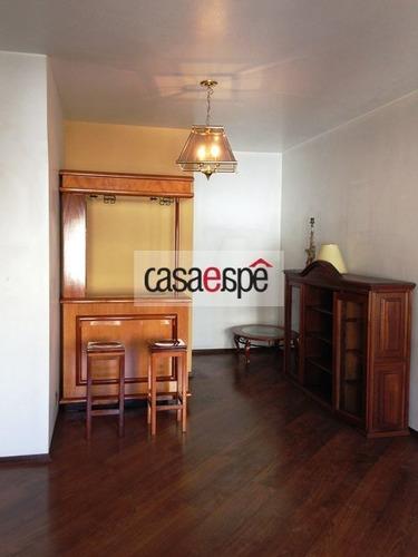 Imagem 1 de 10 de Apartamento - Perdizes - Ref: 578 - V-578