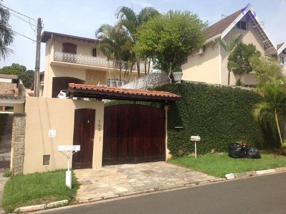 Casa Residencial Para Venda E Locação, Parque Residencial Maison Blanche, Valinhos - Ca0097. - Ca0097