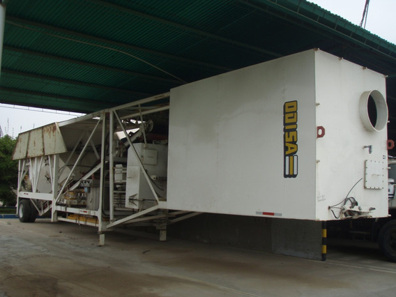 Planta Movil Dosificadora De Concreto Odisa 6000-10 Nueva