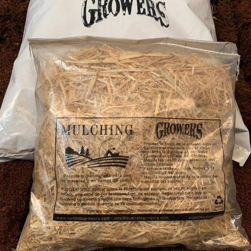 Mulching (paja De Trigo) 10l