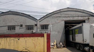 Galpão Industrial Para Locação, Parque Jurema, Guarulhos. - Ga0032