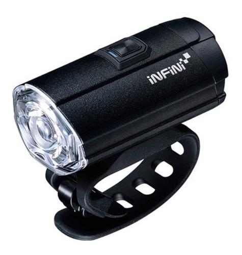 Luz Bicicleta Infini Tron 300 Recargable Usb Super Potente