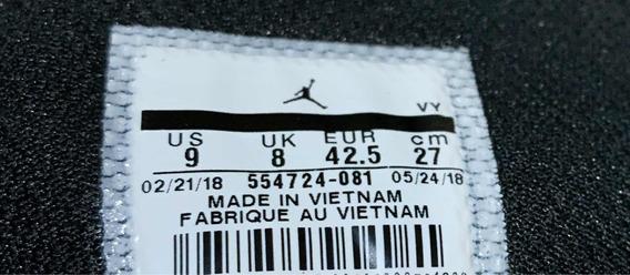 Air Jordan Mid Orange Peel