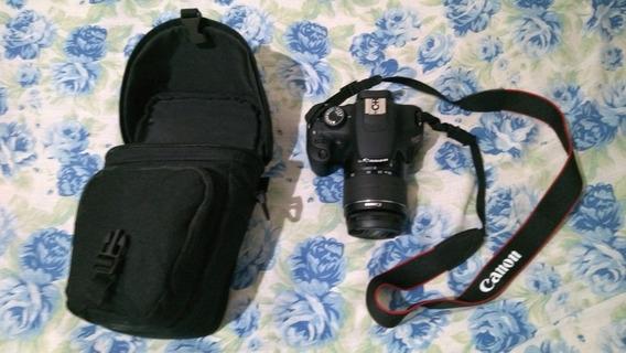 Canon T5 Com Bolsa Para Transporte