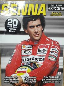 Revista Senna - Guia Do Esporte - Ed. Colecionador