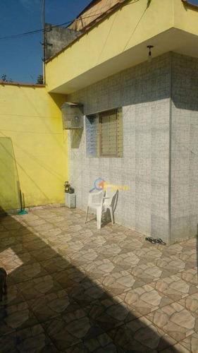Imagem 1 de 8 de Casa Com 2 Dormitórios À Venda, 150 M² Por R$ 424.000,00 - Jardim Vila Galvão - Guarulhos/sp - Ca0550