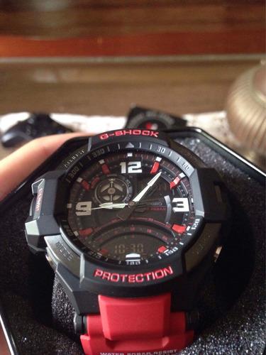 Relógio G Shock Gravity Master 1000 4b Novo Faço Desconto