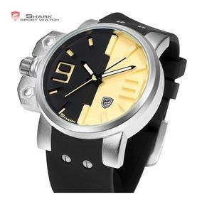 Relógio Masculino Shark Salmon Sh170 - Oferta Especial