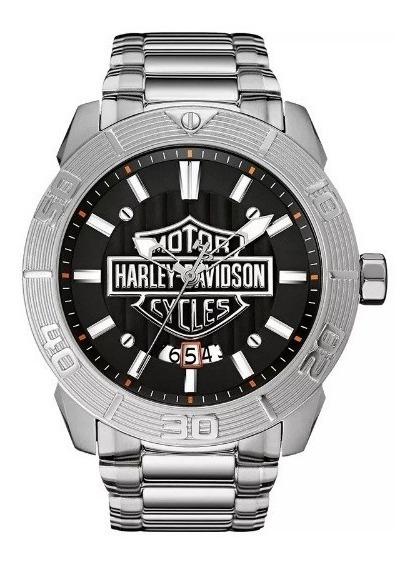 Relógio Harley Davidson Bulova