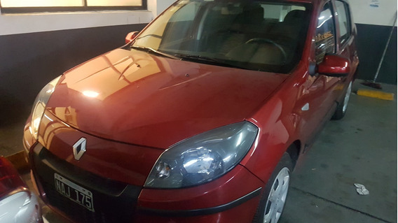 Renault Sandero 1.6 Expression Abs Imperdible 37000 Km (ra)