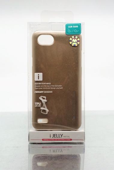 Funda Protector Para LG Q6 Y Q6 Plus Goospery I-jelly Case