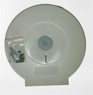 Dispensador Industrial Plástico Papel Higiénico